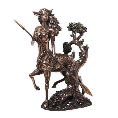 Dryad Greek Mythology Cold Cast Bronze Statue - Baby Feathers Gift Shop