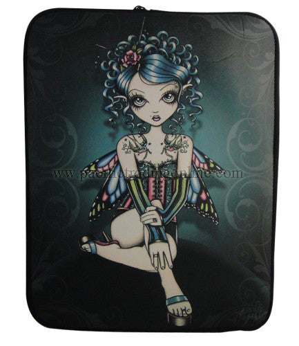 Gracie Fairy Ipad Cover by Myka Jelina ipad Sleeve Cover - Baby Feathers Gift Shop