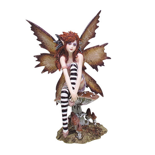 Amy Brown The Naughty Fairy Figurine - Baby Feathers Gift Shop