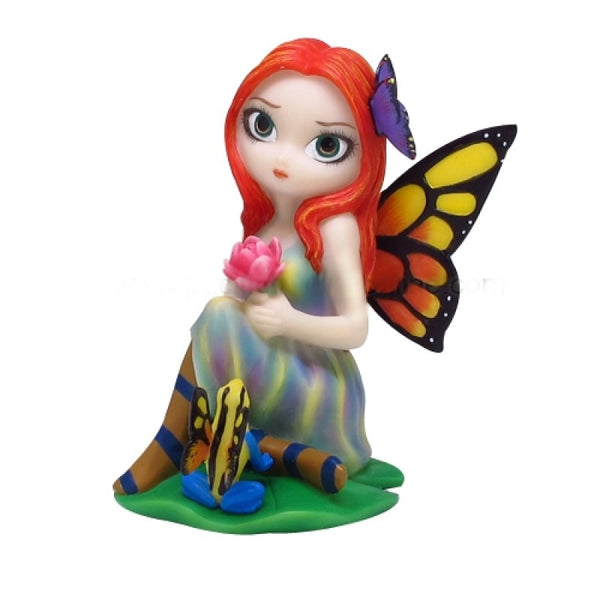 Daydream Frog Strangeling Fairy Jasmine Becket Griffith - Baby Feathers