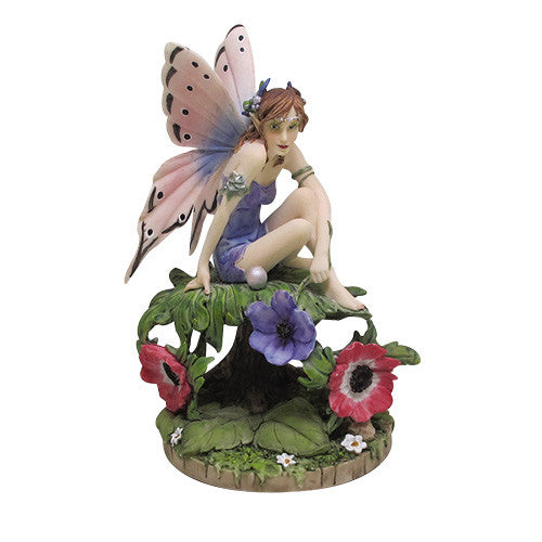 Anemone Fairy Flower Collection from Linda Ravenscroft - Baby Feathers Gift Shop