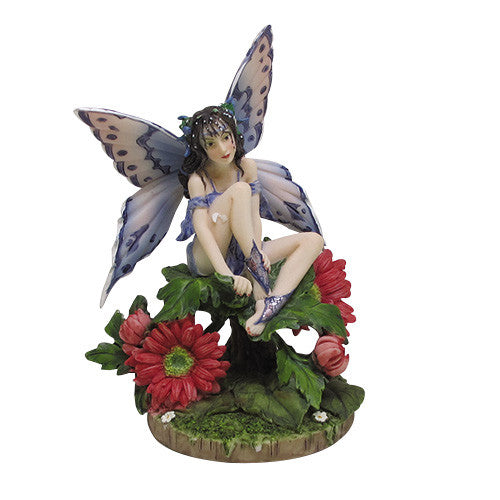 Chrysanthemum Fairy Flower Collection from Linda Ravenscroft - Baby Feathers Gift Shop