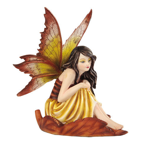 Autumn Leaf Fairyland Fairy - Baby Feathers Gift Shop
