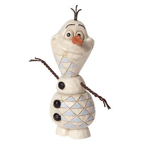 Olaf Disney Traditions Frozen Statue - Baby Feathers Gift Shop