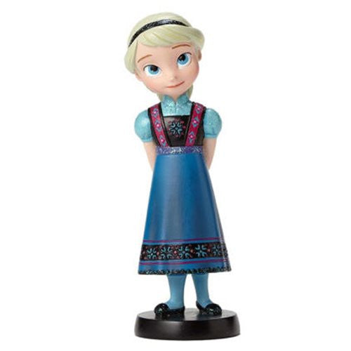 Frozen Elsa Little Princess Figurine: Disney Showcase - Baby Feathers Gift Shop