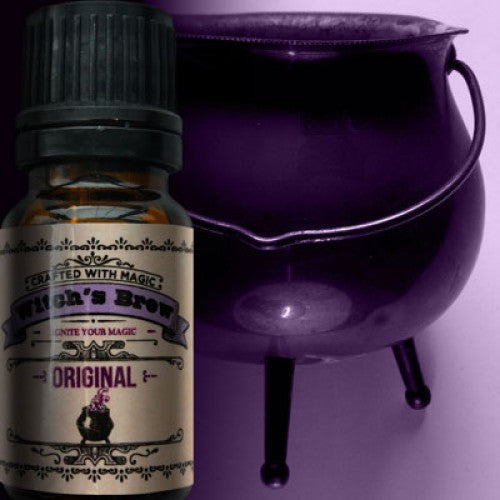 Witch's Brew Essential Oil - Baby Feathers Gift Shop