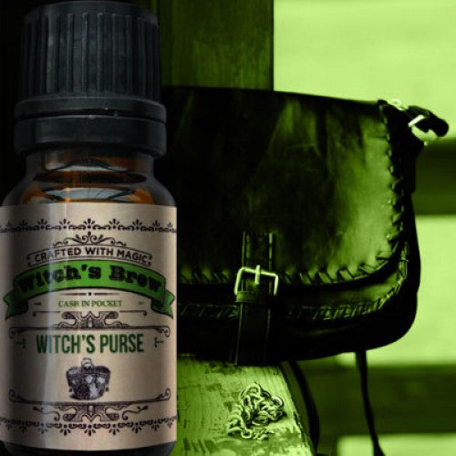 Witch's Purse Oil Witch's Brew Essential Oil - Baby Feathers Gift Shop
