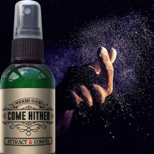 Come Hither Attract & Compel Wicked Good Essential Oil Room Spray - Baby Feathers Gift Shop