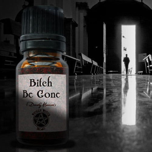 Bitch Be Gone Wicked Witch Mojo Oil: Essential Oil - Baby Feathers Gift Shop