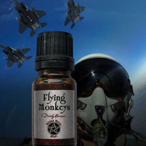 Flying Monkeys Wicked Witch Mojo Oil: Essential Oil - Baby Feathers Gift Shop