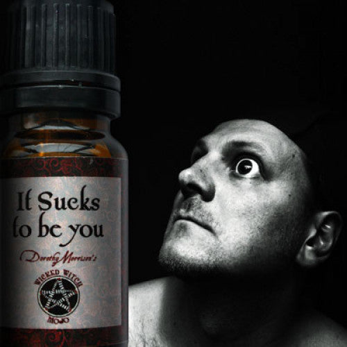 It Sucks To Be You Wicked Witch Mojo Oil: Essential Oil - Baby Feathers Gift Shop