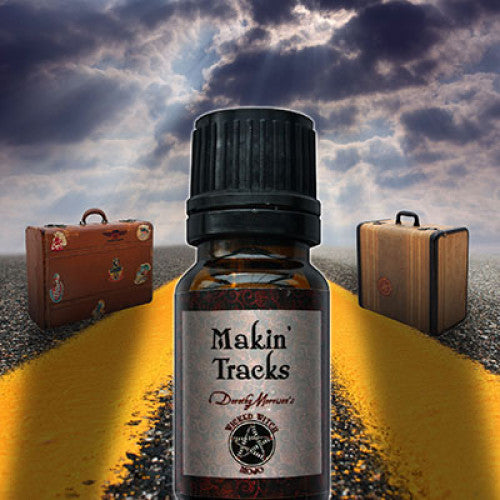 Makin' Tracks Wicked Witch Mojo Oil: Essential Oil - Baby Feathers Gift Shop