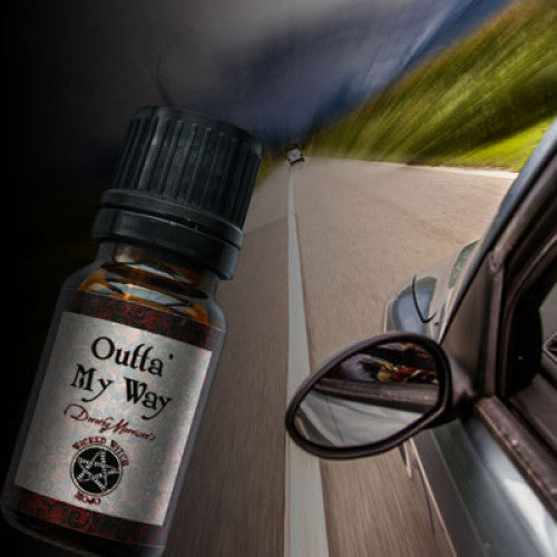 Outta My Way Wicked Witch Mojo Oil: Essential Oil - Baby Feathers Gift Shop