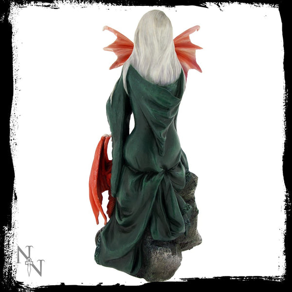 Dragonkin Anne Stokes Collection Figurine - Baby Feathers Gift Shop