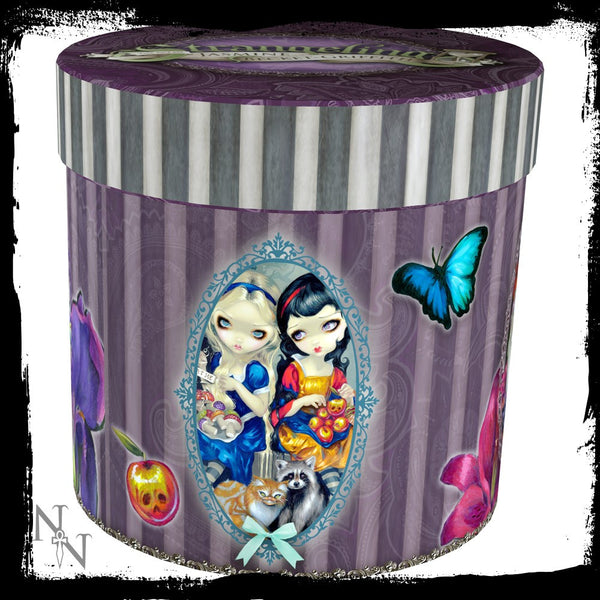 Strangeling: Alice & Snow White Mug: Jasmine Becket-Griffith Fairies - Baby Feathers Gift Shop