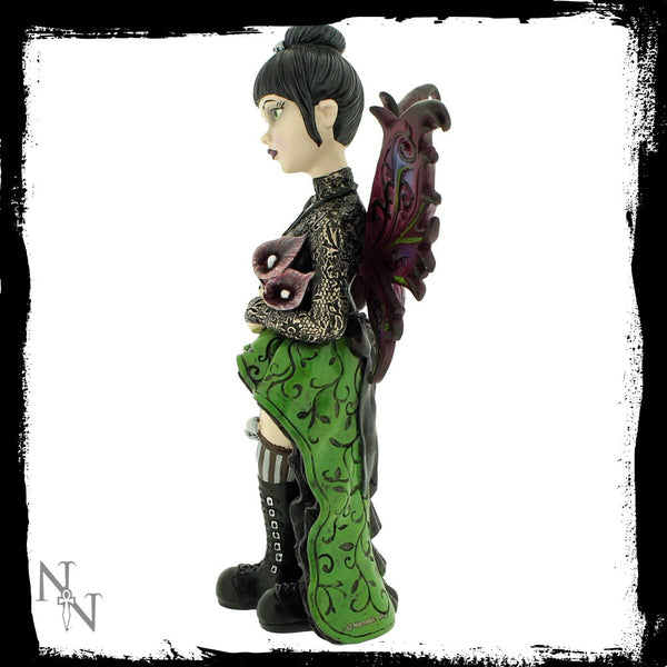 Little Shadows Orchid Fairy: Nemesis Now - Baby Feathers Gift Shop - 2