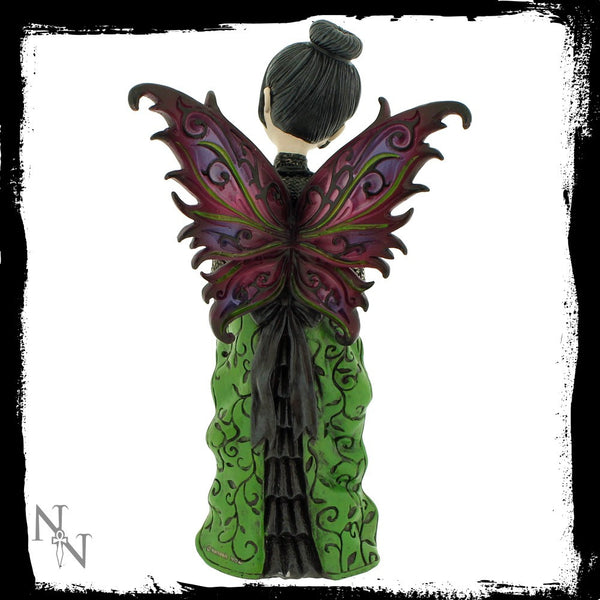 Little Shadows Orchid Fairy: Nemesis Now - Baby Feathers Gift Shop - 3