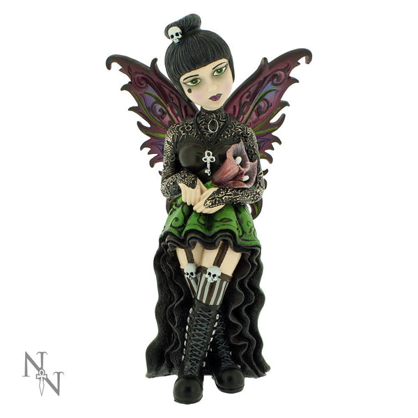 Little Shadows Orchid Fairy: Nemesis Now - Baby Feathers Gift Shop - 1