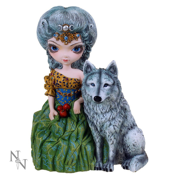 Strangeling: The Loup Garou La Grand Pretresse Jasmine Becket Griffith Limited Edition Figurine - Baby Feathers Gift Shop