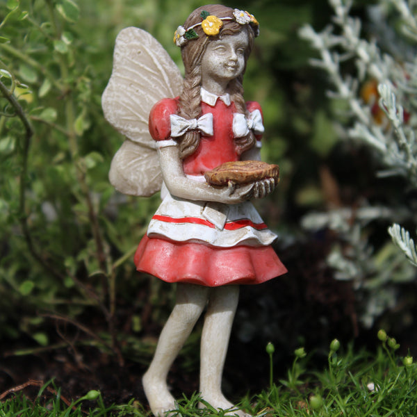 Alice Mini Fairy: Fairy Garden Miniature - Baby Feathers Gift Shop