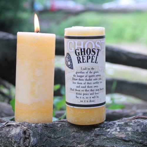 Ghost Candle - Ghost Repel: Candles Limited Edition - Baby Feathers Gift Shop