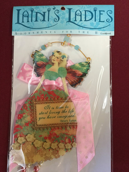 Laini's Ladies Adornments Retired Limited Inventory - Baby Feathers Gift Shop - 40