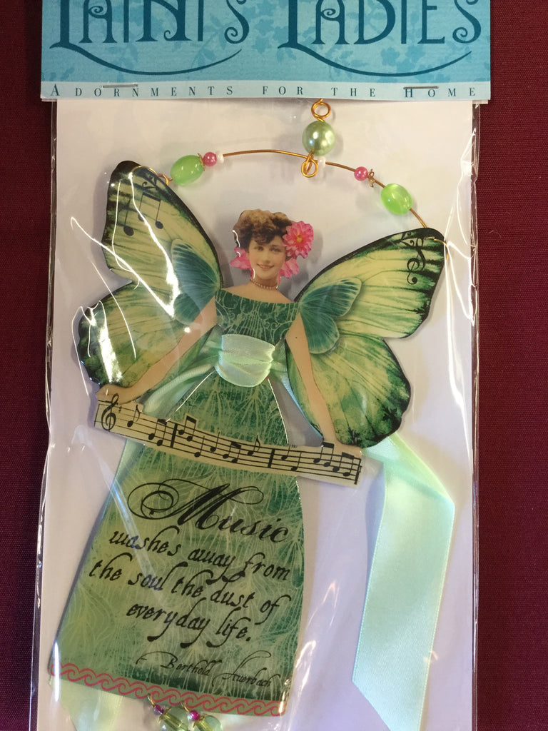 Laini's Ladies Adornments Retired Limited Inventory - Baby Feathers Gift Shop
