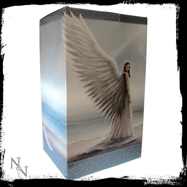 Anne Stokes Spirit Guide Angel Limited Edition Fairy Figurine 43cm - Baby Feathers Gift Shop - 5