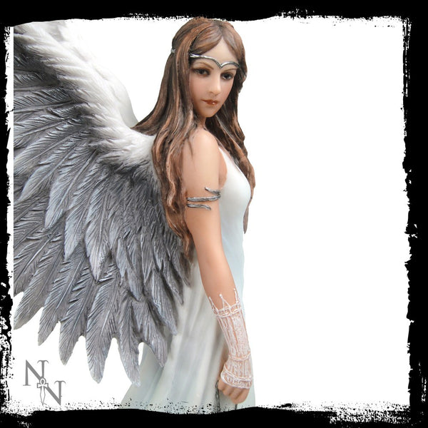 Anne Stokes Spirit Guide Angel Fairy Figurine 24 cm - Baby Feathers Gift Shop - 2