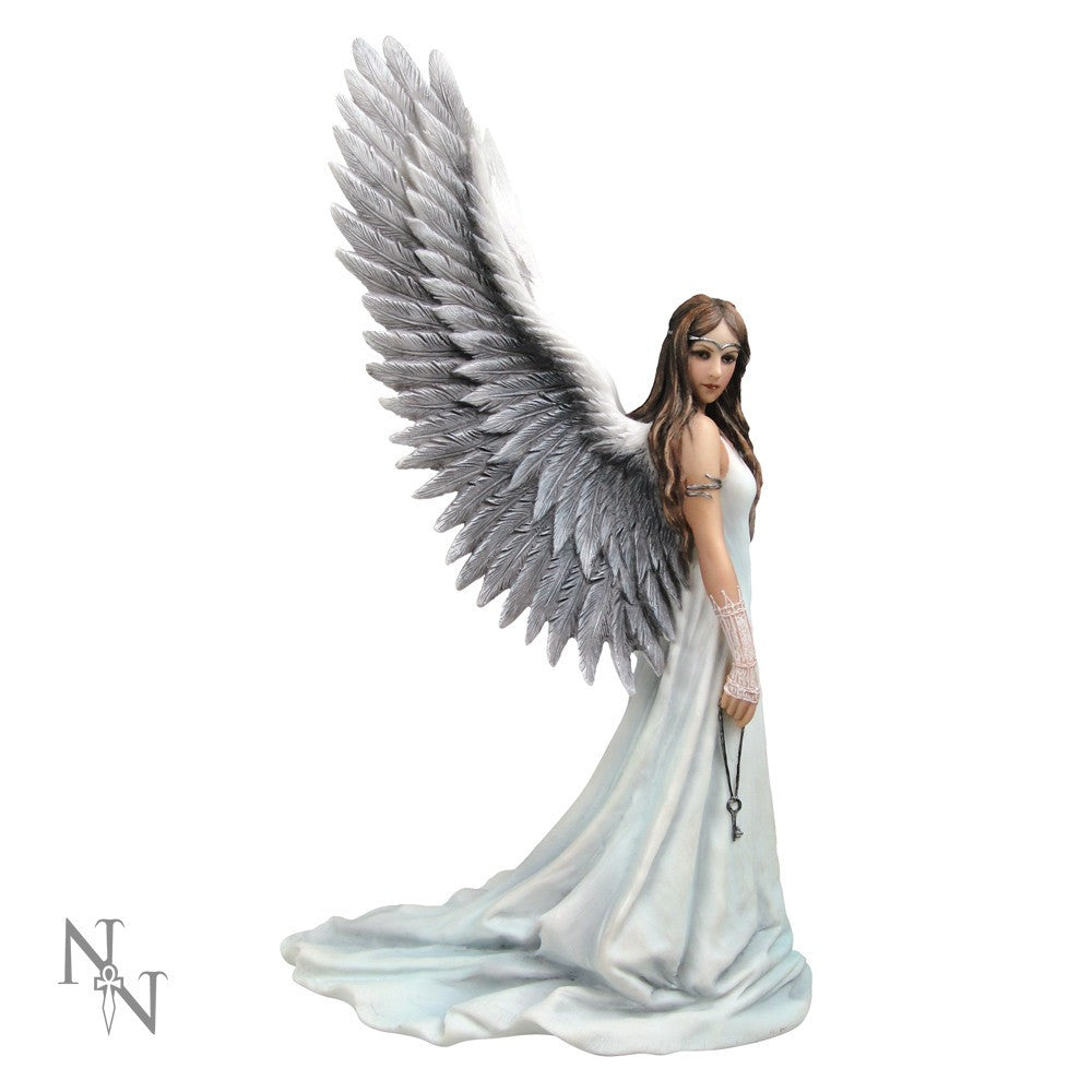 Anne Stokes Spirit Guide Angel Fairy Figurine 24 cm - Baby Feathers Gift Shop