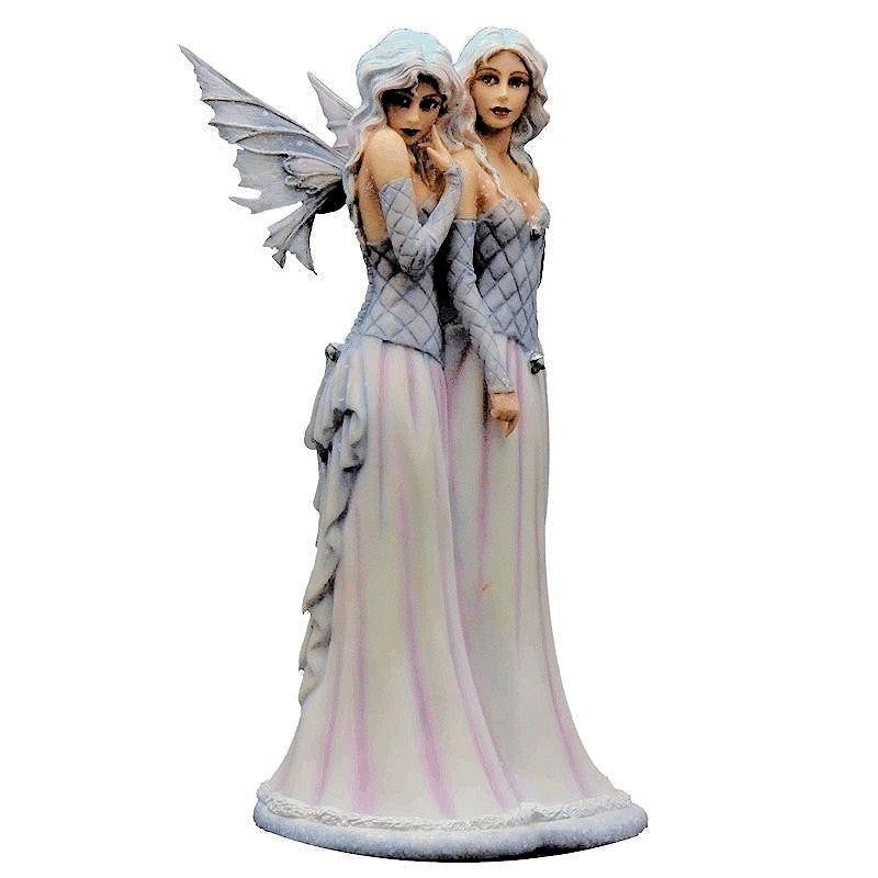 Sister's Love by artist Selina Fenech Fairy Figurine - Baby Feathers Gift Shop