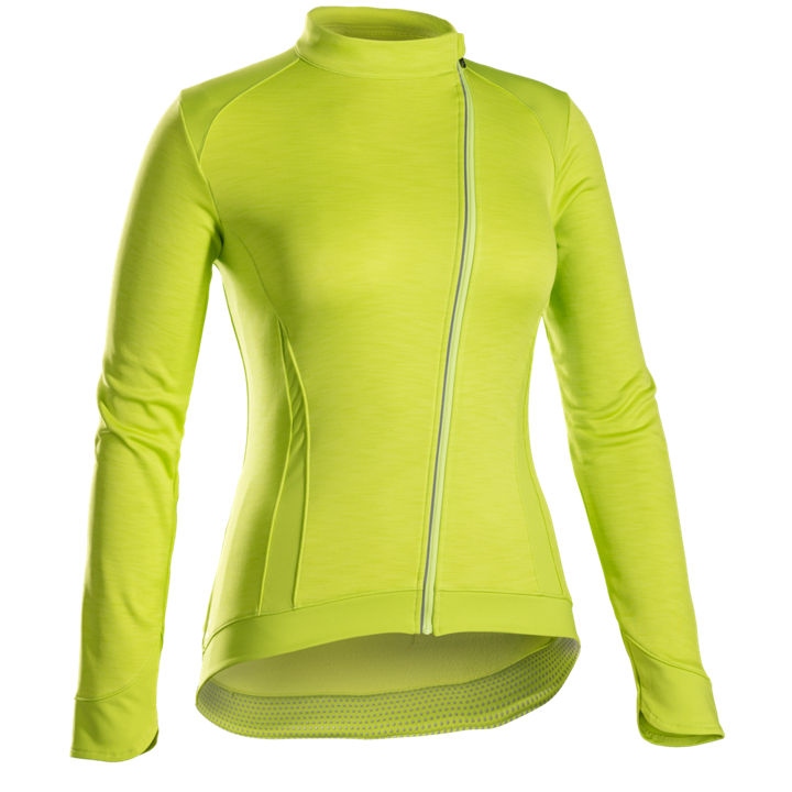 Women Jersey Bontrager Vella Thermal Long Sleeve