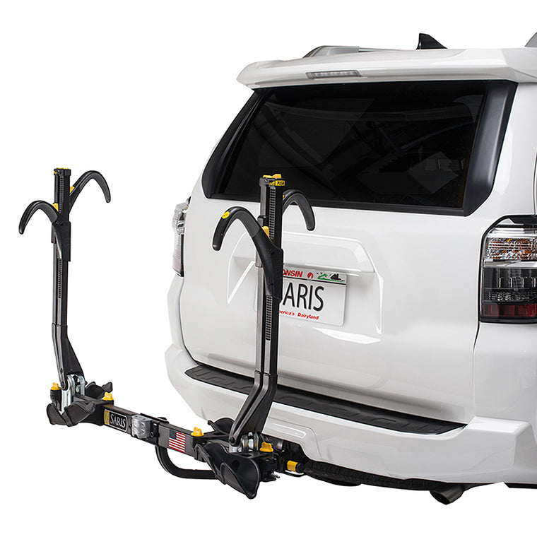 Car Rack Saris 4025 Freedom SuperClamp 2 Bike
