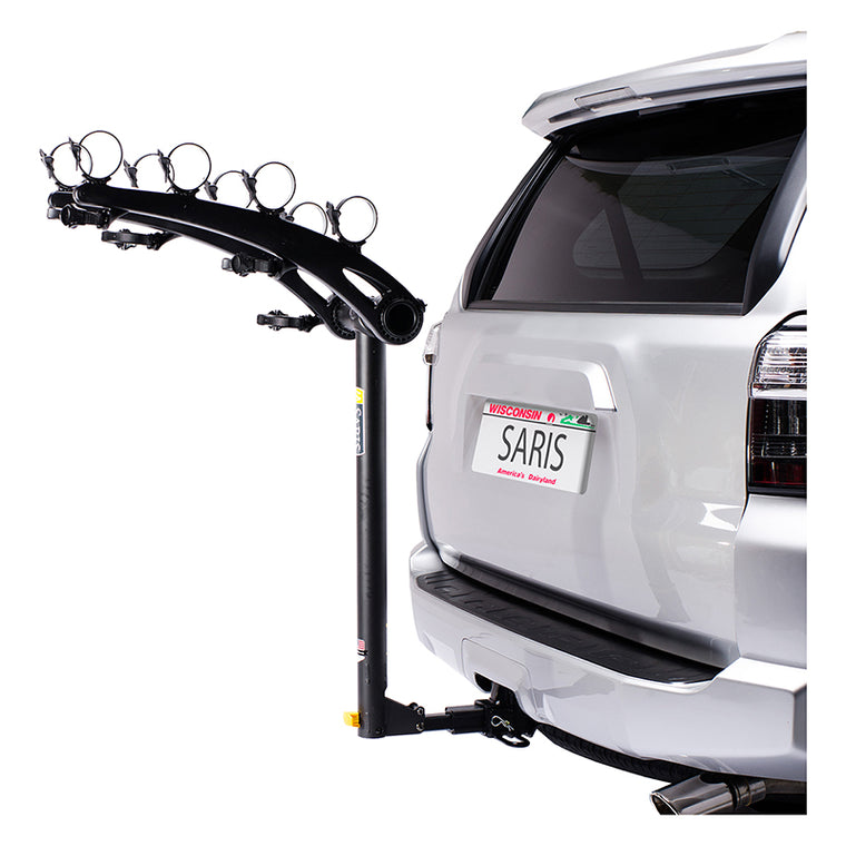 Car Rack Saris Bones Hitch 884 4 Bike Universal Hitch