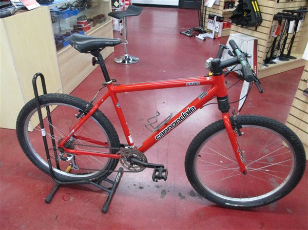 Cannondale F500 Vintage Mountain Bike