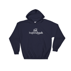 hughes and Hawk hooded sweatshirt