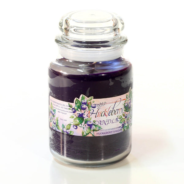 Huckleberry Scented Candles