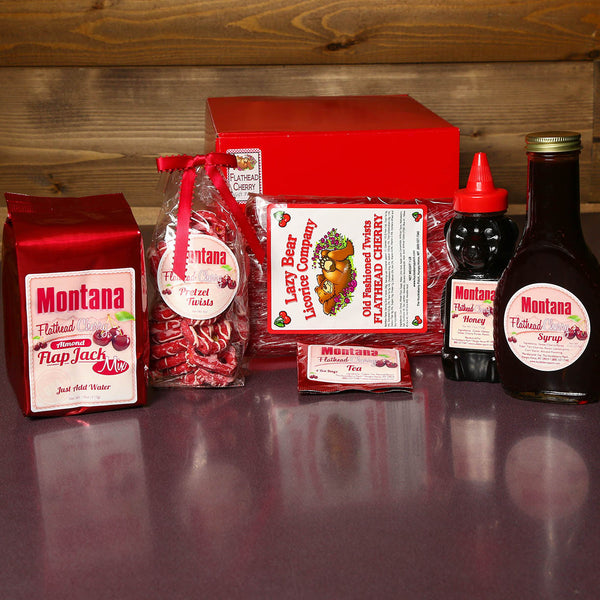 Flathead Cherry Sampler Pack