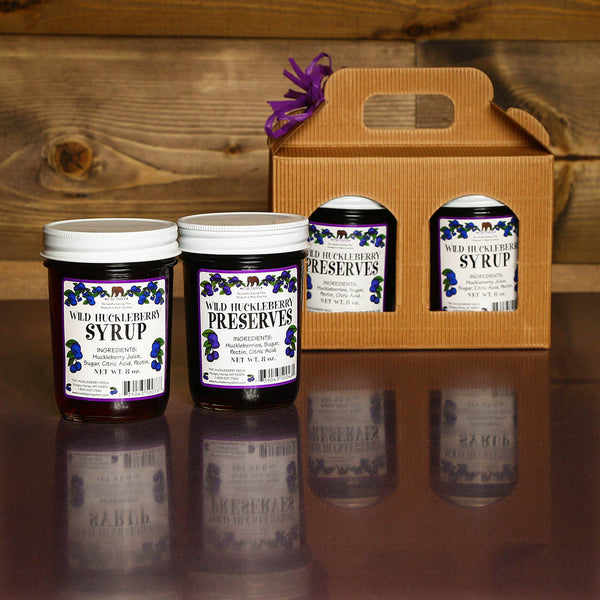 Preserves & Syrup 2 Pack