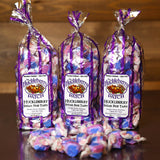 Sugar-free Huckleberry Taffy