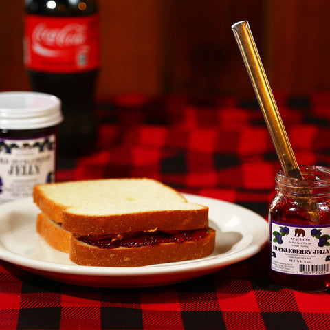 Huckleberry Jelly