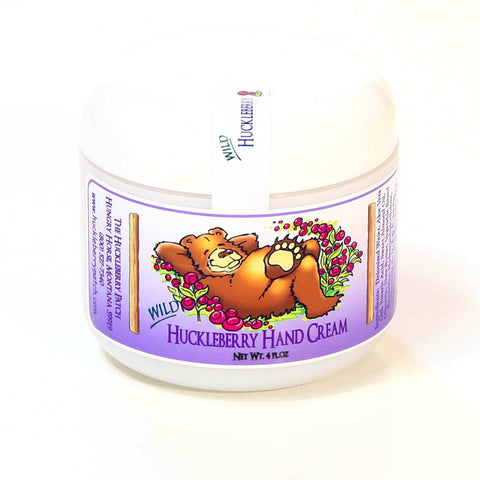 Huckleberry Hand Cream