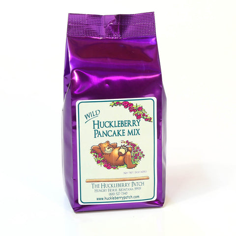 Huckleberry Baking Mixes