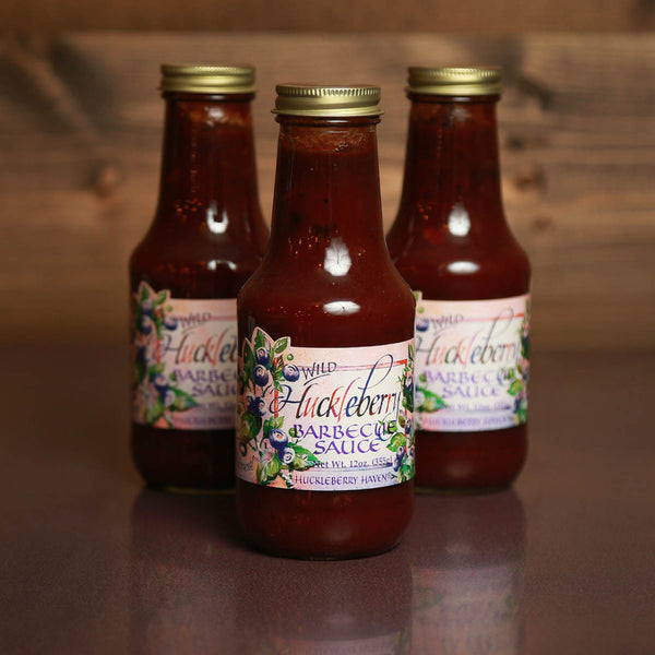 Huckleberry Barbecue Sauce