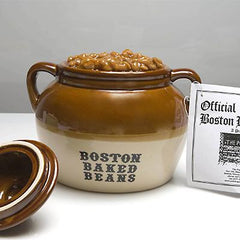 Official Boston Baked Bean Pots
