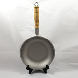 "8 1/2"" Natural French Chef Omelette Pan - Pot Shop of Boston"