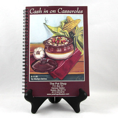 Casserole Cookbook - Pot Shop of Boston