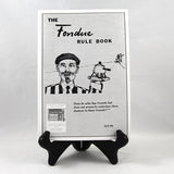 The Fondue Rulebook - Pot Shop of Boston