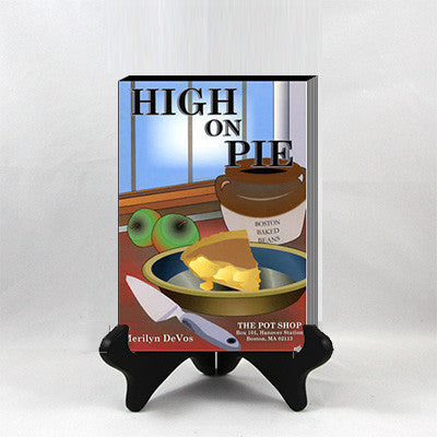 High on Pie Cookbook - Pot Shop of Boston