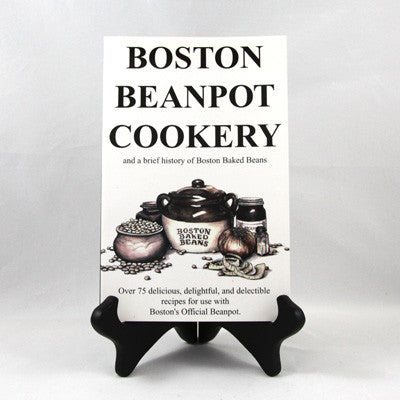Bean Pot Cook Book - Pot Shop of Boston